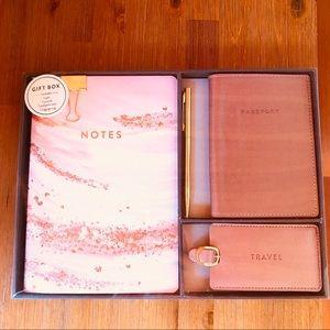 NWOT Travel Gift Set